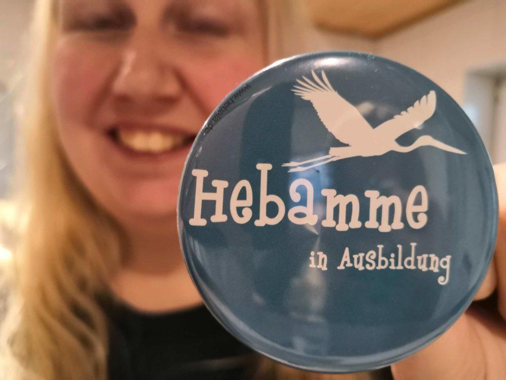 ICH WERDE HEBAMME